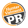 Hunter Valmont Public Relations Logo