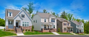 HHHunt Homes at Brookcreek Crossing Community