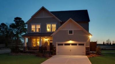 HHHunt Homes Garrison Model Home