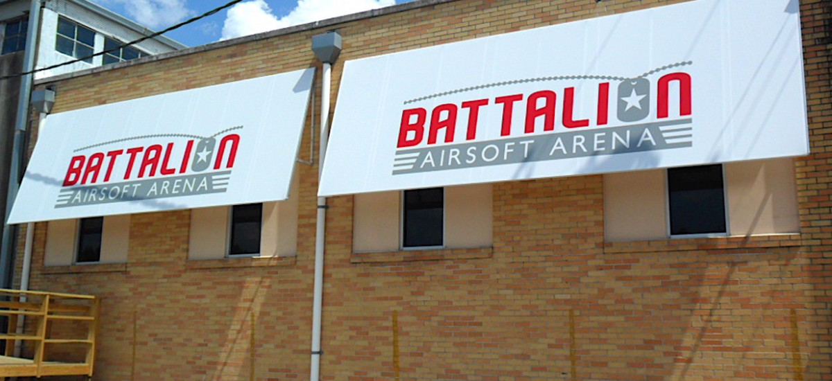 Battalion Exterior Awnings