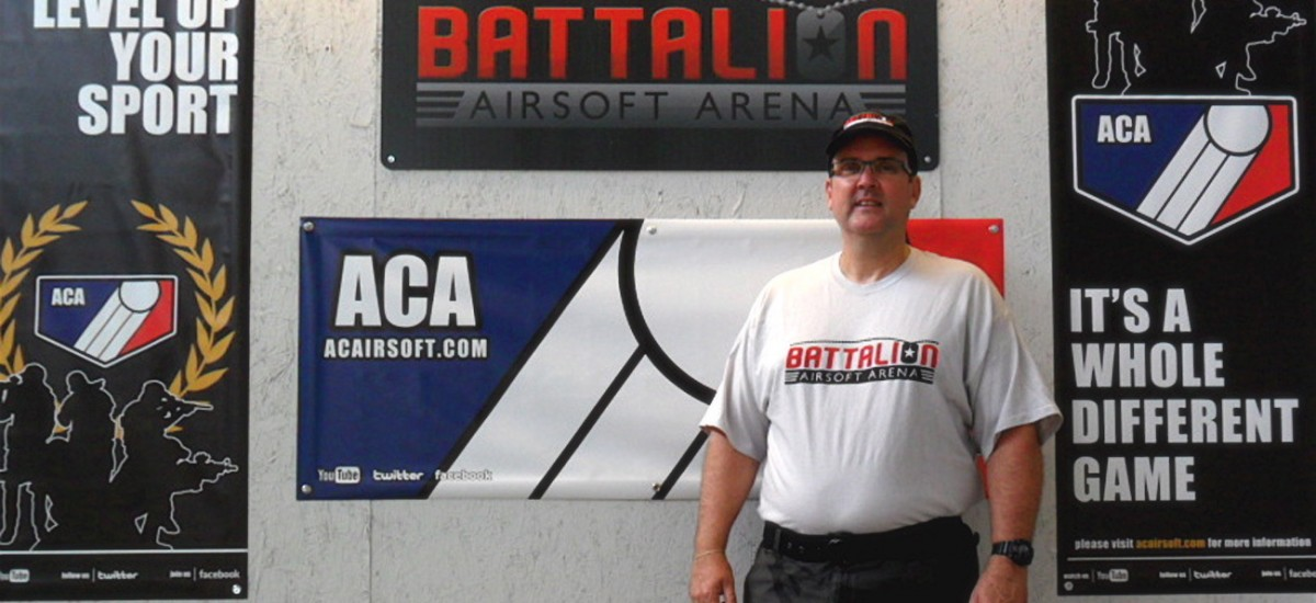 Battalion Owner Chris Webster