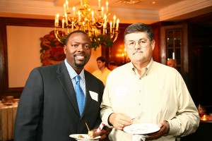 Clary & Associates Holiday Party with Reggie Fullwood