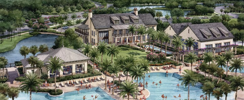 Nocatee Community Center Rendering
