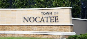 Town of Nocatee Signage